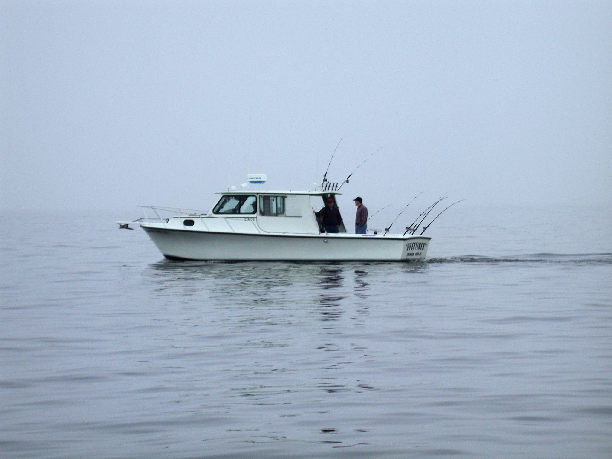 Charter Boat Fishing on the Chesapeake Bay