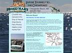 Chesapeake Charter Fishing boat the Proud Mary